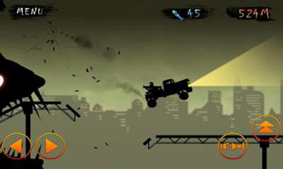 Zombie vs Truck для Android
