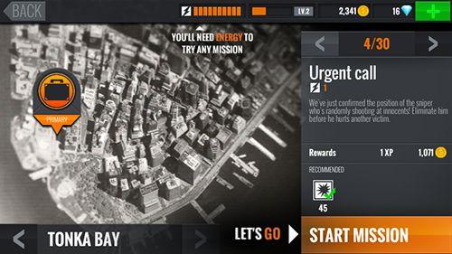 Screenshot Sniper 3D Assassin: Schieße um zu töten auf dem iPhone