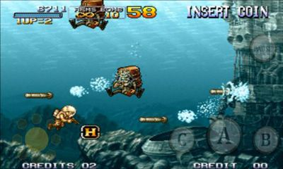 Metal Slug 3 captura de tela 1