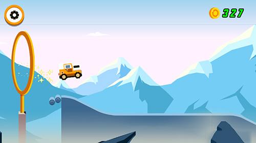 Risky trip by Kiz10.com screenshot 4