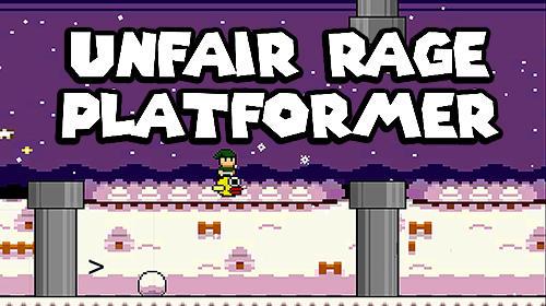 Unfair rage platformer screenshot 1