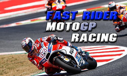 Fast rider motogp racing captura de tela 1