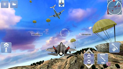 Simulation Foxone special missions für das Smartphone