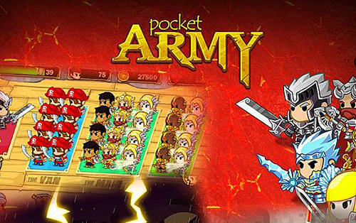 Pocket army Screenshot