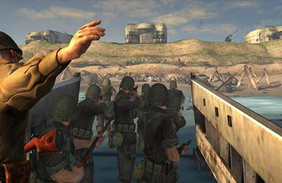 Screenshot Komando Frontlinie: D-Day auf dem iPhone