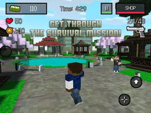 Block сity wars for iPhone for free