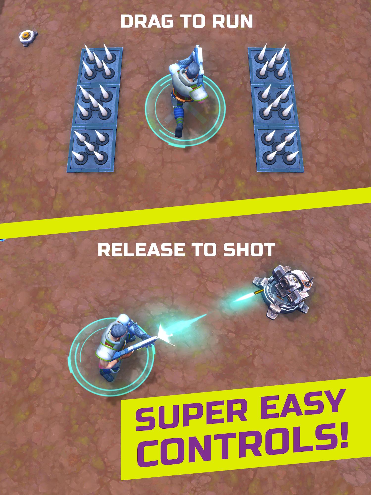 Tactical Combat captura de tela 1
