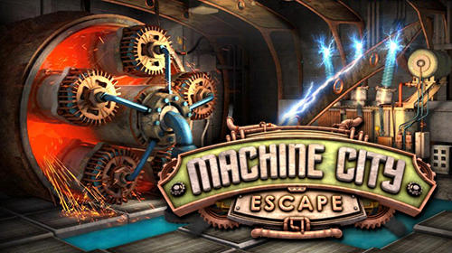 Escape machine city capture d'écran 1