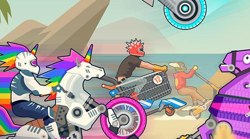 Wheelie cross: Motorbike game para Android