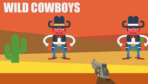 Wild cowboys Screenshot
