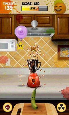 Annoying Orange. Kitchen Carnage скриншот 2