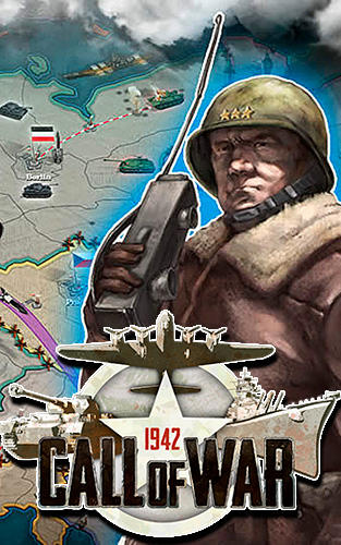 Call of war 1942: World war 2 strategy game скриншот 1