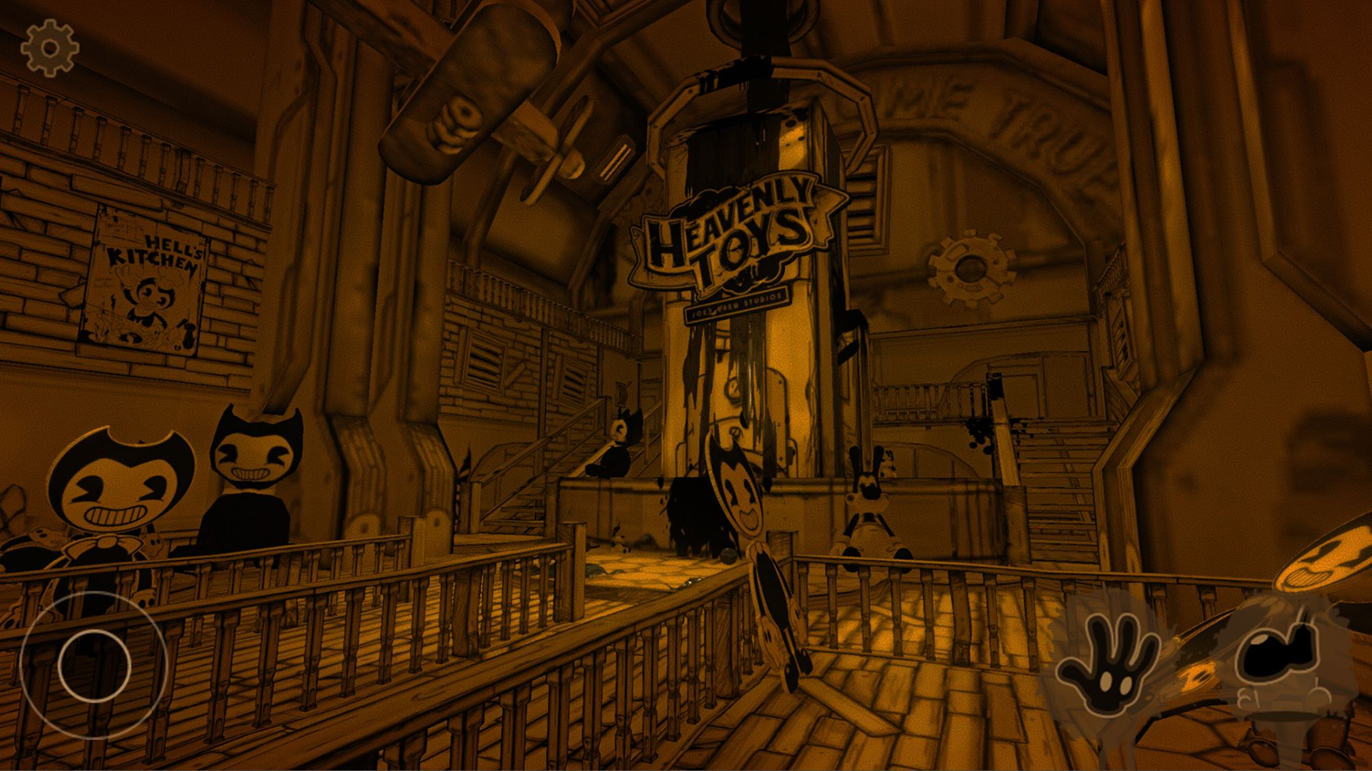 Bendy and the Ink Machine for Android