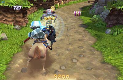Action: Lade Der letzte Ritter auf dein Handy herunter