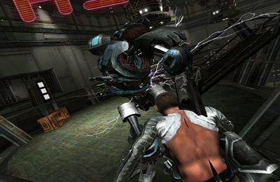 Robot Gladi8or para iPhone gratis