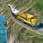 Oil tanker train simulator icono