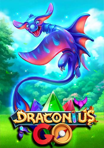 Draconius go: Catch a dragon! captura de tela 1