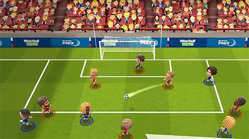 World soccer king screenshot 1