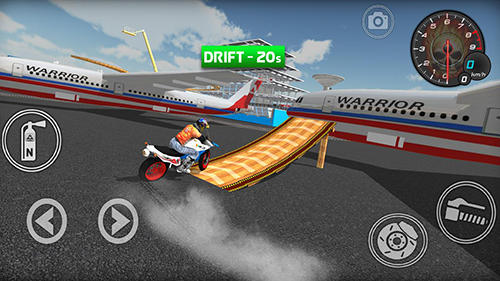 Extreme bike simulator für Android
