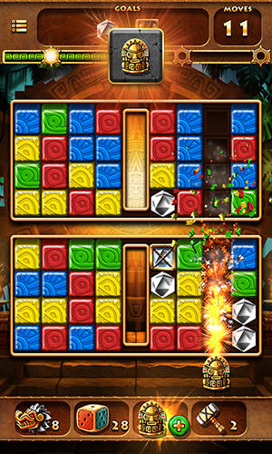 Montezuma's blast Screenshot