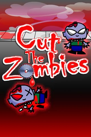 logo Cut the zombies