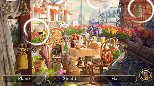 Abenteuer-Spiele June's journey: Hidden object für das Smartphone
