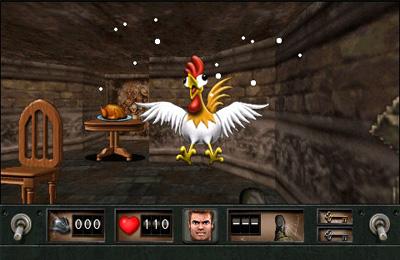 Shooter games Wolfenstein in English