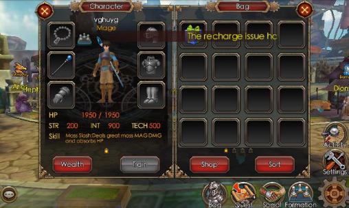 RPG: Lade Krieg des Kristalls auf dein Handy herunter