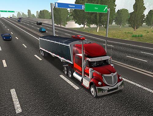 Truck simulator: Europe 2 Screenshot