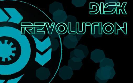 Disk revolution Symbol