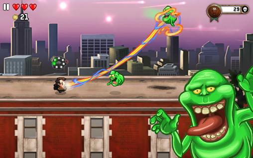 Monster dash screenshot 2