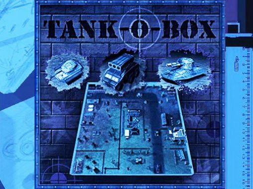 Tank-o-box ícone