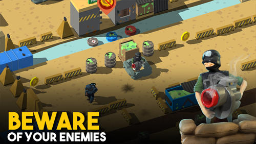 Bomb hunters für Android