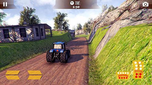 Farm tractor simulator 2017 для Android