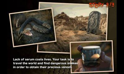 Simuladores Killer Snake para teléfono inteligente