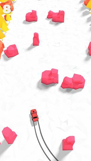 Arcade-Spiele Mad drift für das Smartphone