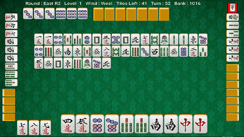 Board games Hong Kong style mahjong for smartphone