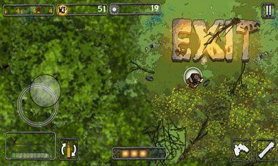 Игры на выживание Trial By Survival на русском языке
