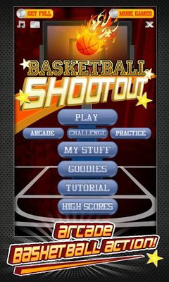 Basketball Shootout icono