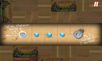 Arcade-Spiele The Marbians für das Smartphone