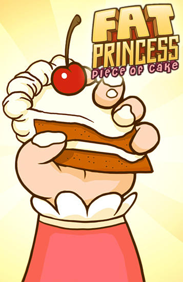Fat princess: Piece of cake скриншот 1