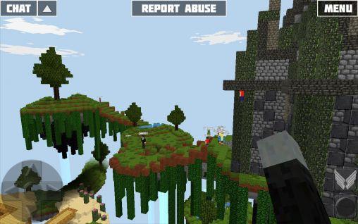 Pixelspiele World of cubes auf Deutsch