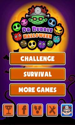 Doctor Bubble Halloween Screenshot