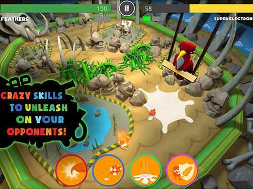 Creature battle lab für Android