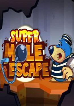 logo Super Flucht vom Maulwurf