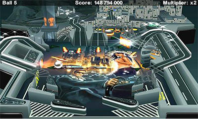 Pinball Ride pour Android