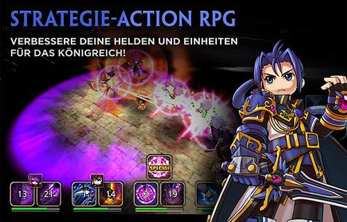 Action RPGs Grand chase M: Action RPG auf Deutsch