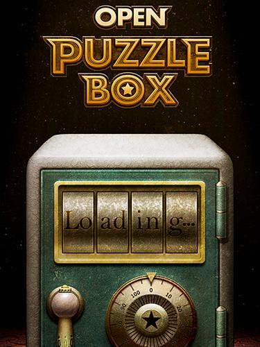Open puzzle box screenshot 1