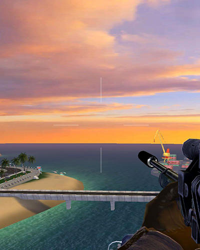 Sniper 3D gun shooter for Android