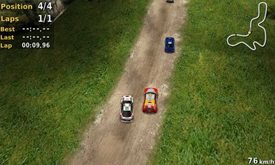 Pocket Rally für Android